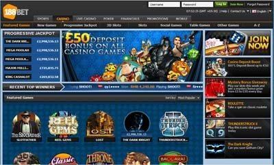 188Bet Phone Casino