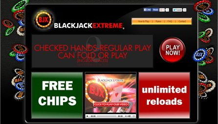 The Blackjack eXtreme Phone Casino