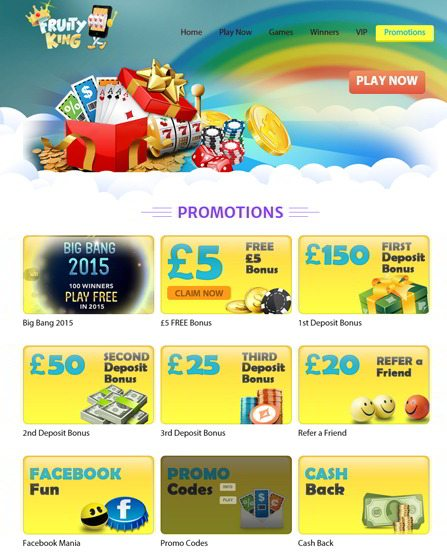 Best Casino Promotions and Exciting Bonus Offers at Fruity Phone
