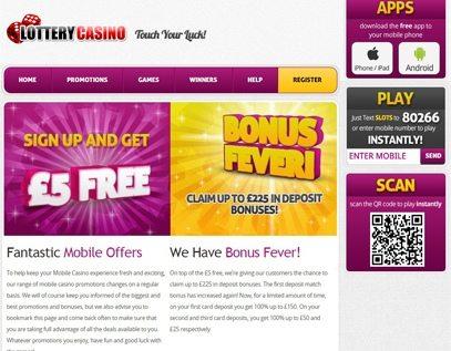 Mobile Phone Casino Slots