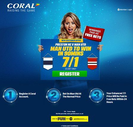 Pick Plenty of Online Casino Games at Coral Casino