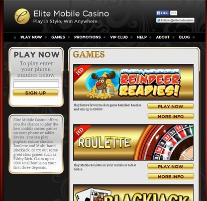 Gambling on Your Mobile