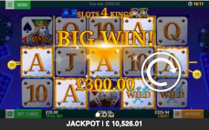 progressive jackpot slots games