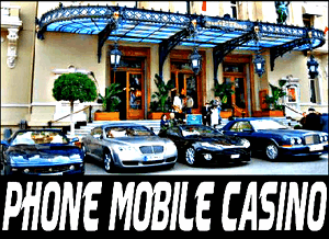 phone mobile casino logo