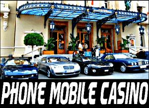 phone mobile casino logo