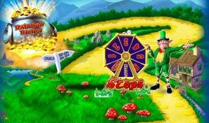 Rainbow Riches Slots Free Spins Bonus