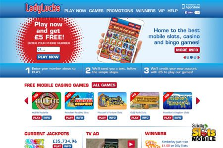 Ladylucks Best Promotions