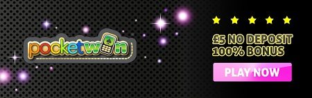 Play PocketWin mobile slots pay by phone bill