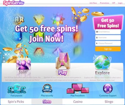 Spin Genie Best Mobile Games