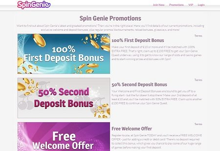 Online Bonus And Offers
