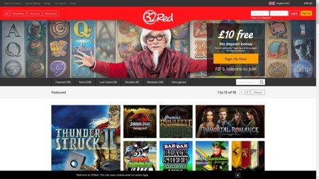 Slots Casino Free Games