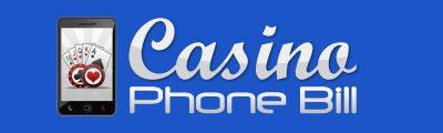カジノ電話請求|スロットダウンロードなし