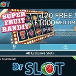 Dr Slot Free Spins Deposit Bonus | Get Up To £1000 Cash Match | Win Big