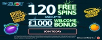 Dr Slot Free Spins Deposit Bonus | Kumuha ng Up Upang £ 1000 Cash Match | Win Big