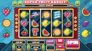 Super Fruity Banit Slots